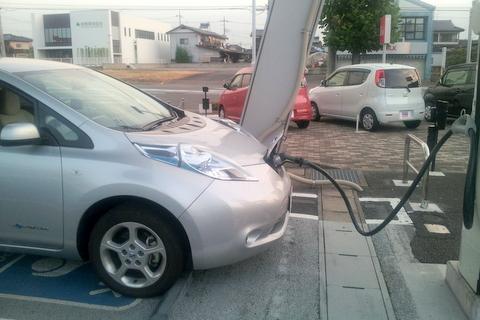 充電スポット