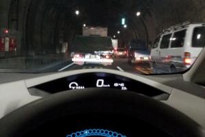 首都高の渋滞