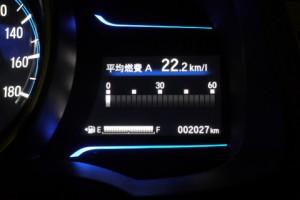 Sモードの燃費