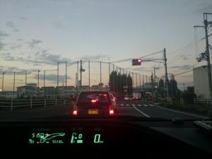 奈良県内の渋滞