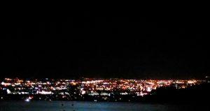 長野市の夜景